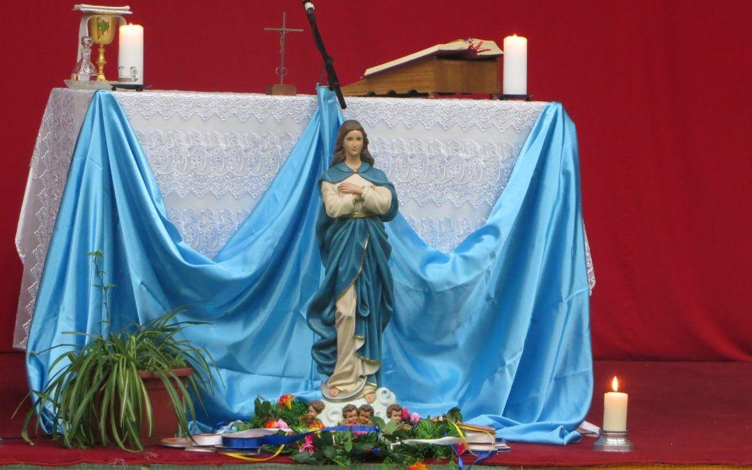 Misa Inicio Mes de María