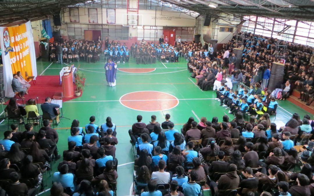 Misa Inicio Año Escolar 2020